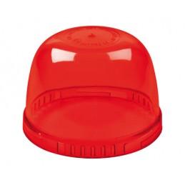 Calotta ricambio per lampade rotanti art. 72993 - Rosso
