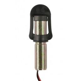Fix-1  Perno con spinotto DIN per lampade rotanti  attacco tubolare