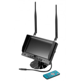 M4  Monitor LCD 7  Wireless  Cam 1+2+3+4