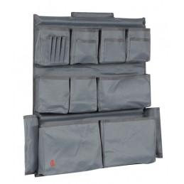 Premium  organizer per bracciolo camion  11 tasche