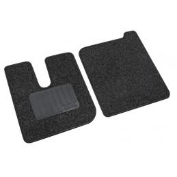 Set tappeti su misura in moquette - Iveco Stralis (08 02 12 12) cab. larga large - Iveco Stralis (09 16 ) cab. larga large - Ive