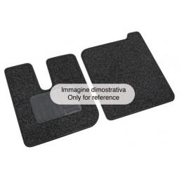 Set tappeti su misura in moquette - Daf CF (07 13 )  - Daf XF 106 (10 12 06 17)