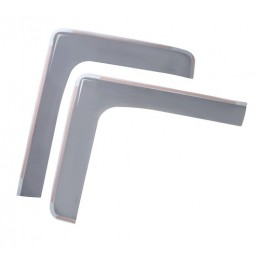 Set deflettori in policarbonato - Iveco Stralis (08 02 12 12) - Iveco Stralis (09 16 ) - Iveco Stralis Hi-Way (07 12 08 16) - Iv