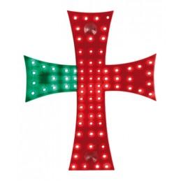 Croce a Led 24V - Portogallo
