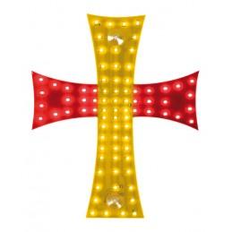Croce a Led 24V - Spagna