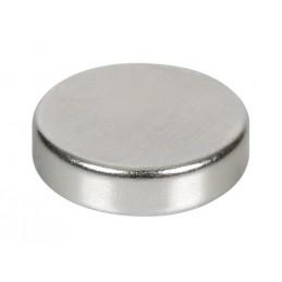 Disco magnetico al neodimio - 42N - 30x7 mm