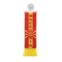 Mini-Sciarpa  confezione singola - Macedonia