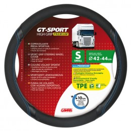 GT-Sport  coprivolante in TPE - S -   42 44 cm - Nero Blu