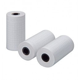 Rotoli di carta per tachigrafi digitali  3 pz