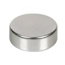 Disco magnetico al neodimio - 35N - 27x10 mm
