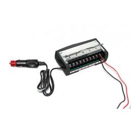 Power-5  centralina di comando  accensione a 5 uscite  12 24V