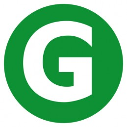 Contrassegno adesivo - G - Veicolo silenzioso