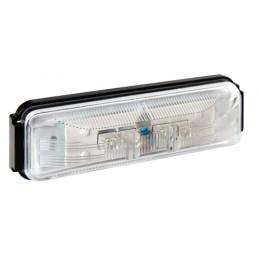 Luce ingombro a 4 Led  24V - Bianco