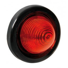 Luce ingombro a 9 Led  24V - Rosso