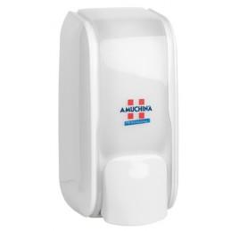 Dispenser manuale da appendere  per dosaggio di gel e saponi