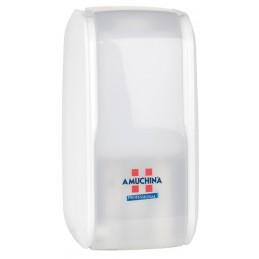 Dispenser automatico  per dosaggio di gel e saponi