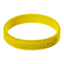 Citronella & Flowers  braccialetto antizanzare profumato  confezione singola - S -   5 cm