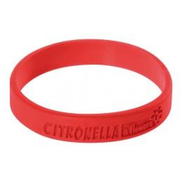 Citronella & Flowers  braccialetto antizanzare profumato  confezione singola - L -   6 cm