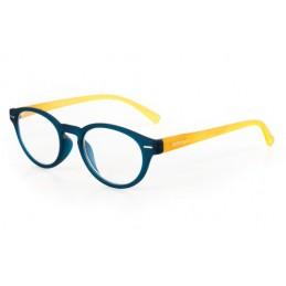Giotto  occhiali da lettura - Ricarica singola gradazione - +1.0 - Blu Giallo