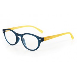 Giotto  occhiali da lettura - Ricarica singola gradazione - +3.5 - Blu Giallo