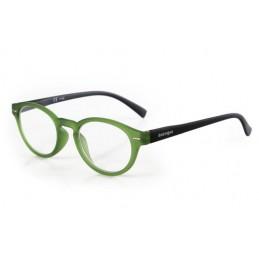 Giotto  occhiali da lettura - Ricarica singola gradazione - +1.0 - Verde Nero