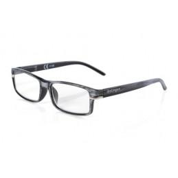 Caravaggio  occhiali da lettura - Ricarica singola gradazione - +1.0 - Grigio Nero