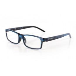 Caravaggio  occhiali da lettura - Ricarica singola gradazione - +1.0 - Blu Nero
