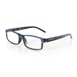 Caravaggio  occhiali da lettura - Ricarica singola gradazione - +3.0 - Blu Nero