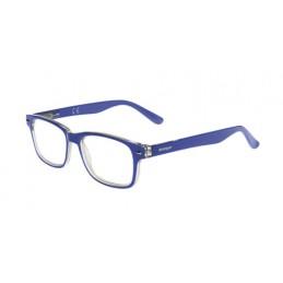 Leonardo  occhiali da lettura - Ricarica singola gradazione - +2.5 - Blu