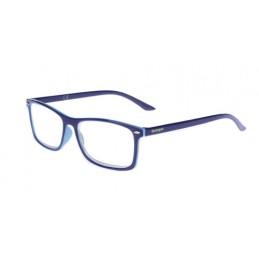 Raffaello  occhiali da lettura - Ricarica singola gradazione - +3.0 - Blu Azzurro