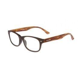 Boldini  occhiali da lettura - Ricarica singola gradazione - +2.5 - Marrone