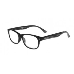 Boldini  occhiali da lettura - Ricarica singola gradazione - +3.0 - Nero