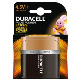 "Duracell Plus Power  ""4 5 V""  1 pz"
