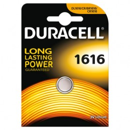 """Duracell Elettronica  """"1616""""  1 pz"""