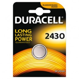 """Duracell Elettronica  """"2430""""  1 pz"""