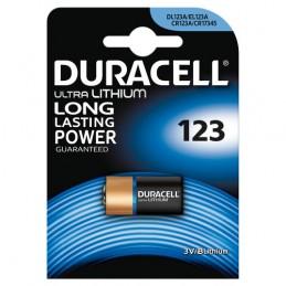 "Duracell Foto  ""123""  1 pz"