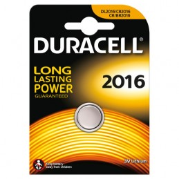 """Duracell Elettronica  """"2016""""  1 pz"""