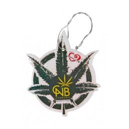 Cannabis  deodorante per abitacolo -  Dark Green