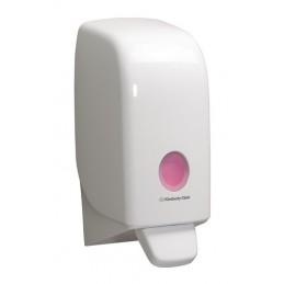 Dispenser in plastica per detergente mani