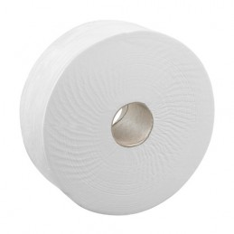 Set 6 rotoli da 380 mt  carta igienica 2 veli jumbo roll
