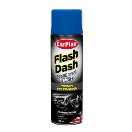 Flash Dash  pulitore per cruscotti  effetto lucido - 500 ml - Auto nuova