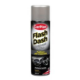 Flash Dash  pulitore per cruscotti  effetto lucido - 500 ml - Artic ice