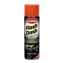 Flash Dash  pulitore per cruscotti  effetto lucido - 500 ml - Fragola
