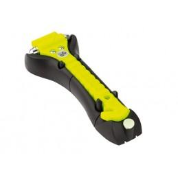 Life-Hammer Classic  martello salvavita fluorescente