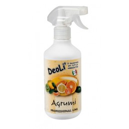 Deolì  deodorante professionale - 500 ml - Agrumi