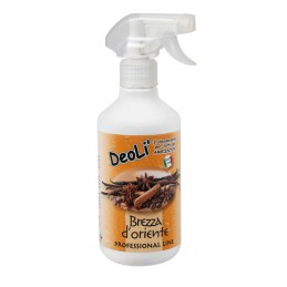 Deolì  deodorante professionale - 500 ml - Brezza d'oriente