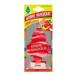 Arbre Magique - Violet & Gardenia