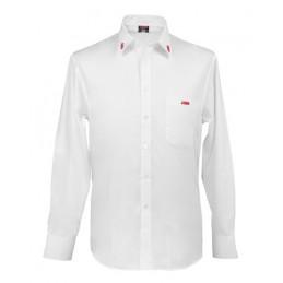 Camicia manica lunga  bianco - XXXL