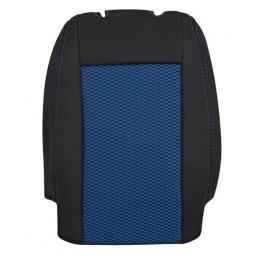 Demo coprisedile in miniatura linea Superior - Nero Blu