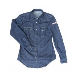 Camicia jeans Donna TG.M